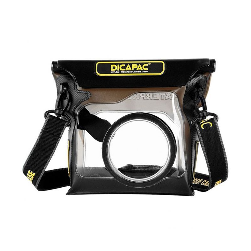 Dicapac WP-S3 Waterproof Casing Kamera