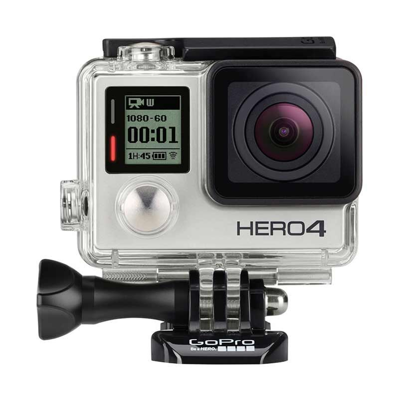 GoPro HERO4 Silver Action Cam