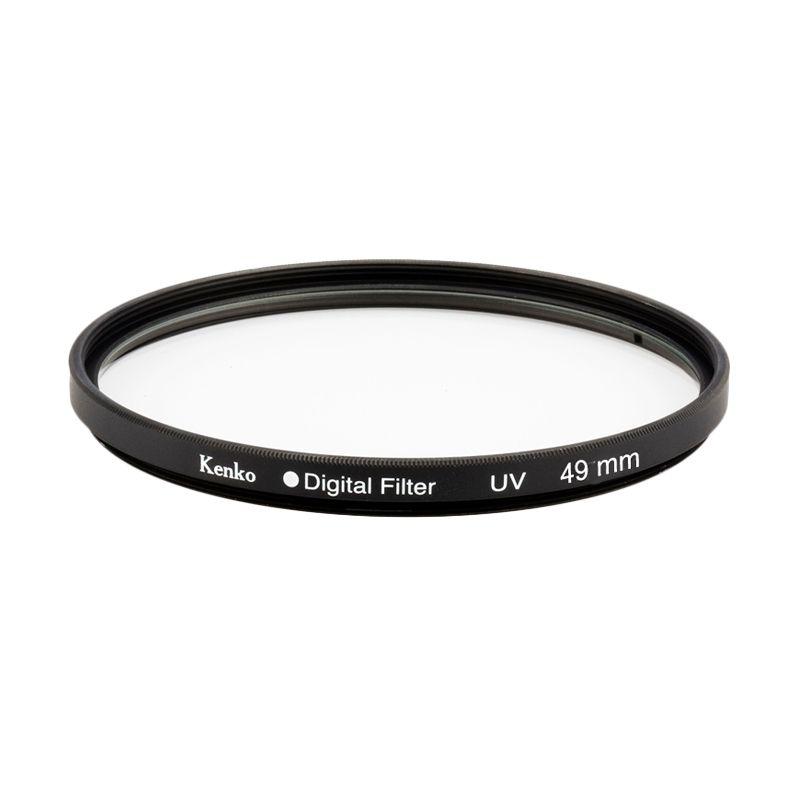 Kenko High Quality UV 49mm Filter Lensa