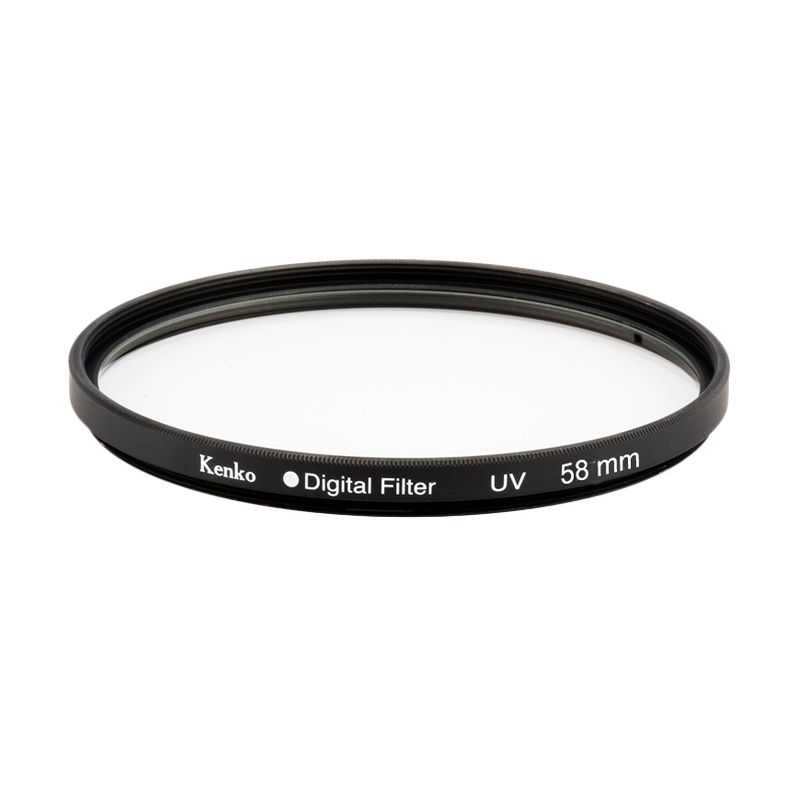 Kenko High Quality UV 58mm Filter Lensa