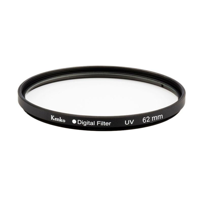Kenko High Quality UV 62mm Filter Lensa