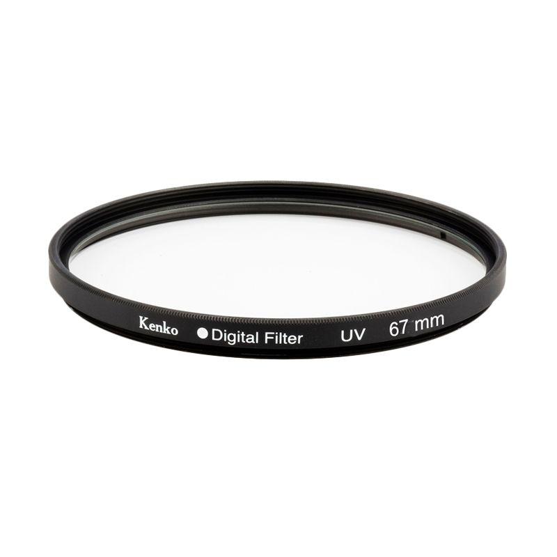 Kenko High Quality UV 67mm Filter Lensa