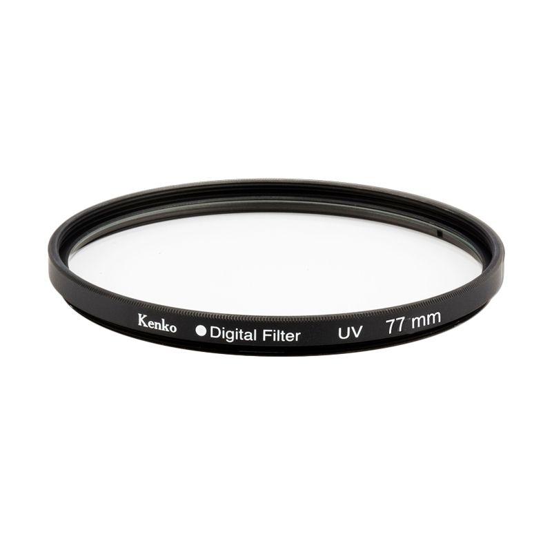 Kenko High Quality UV 77mm Filter Lensa