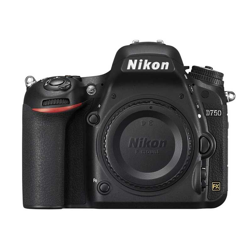 Nikon D750 Body Only Kamera DSLR