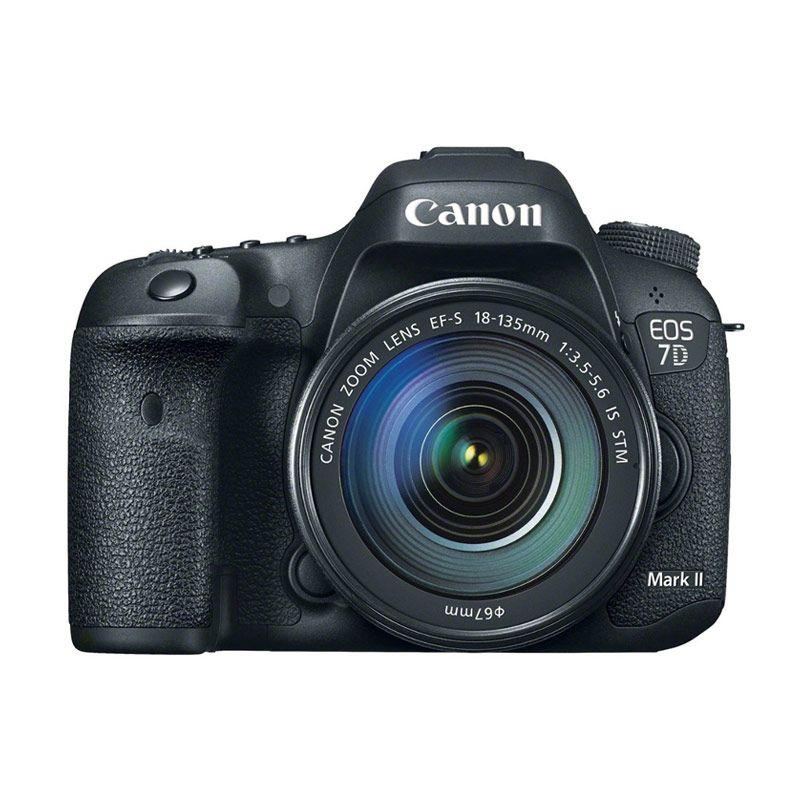 Canon EOS 7D Mark II Kit 18-135mm Kamera DSLR