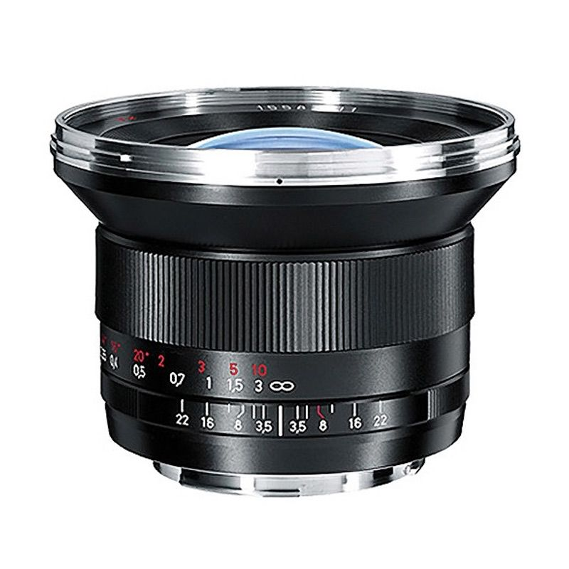 Carl Zeiss 18mm f/3.5 ZE Distagon T Lensa Kamera for Canon