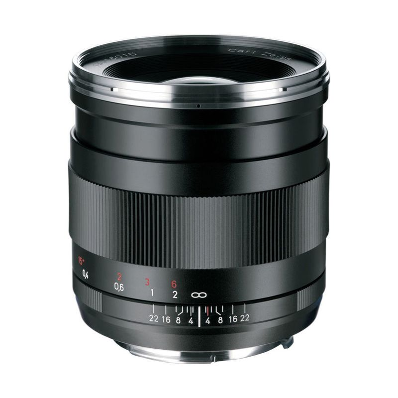 Carl Zeiss 25mm f/2.0 Distagon T* ZE Camera Lense for Canon