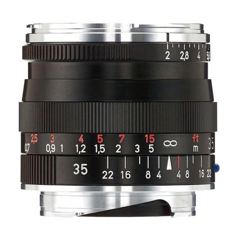 Carl Zeiss 35mm f/2.0 Biogon T* ZM for Leica M Lensa Kamera