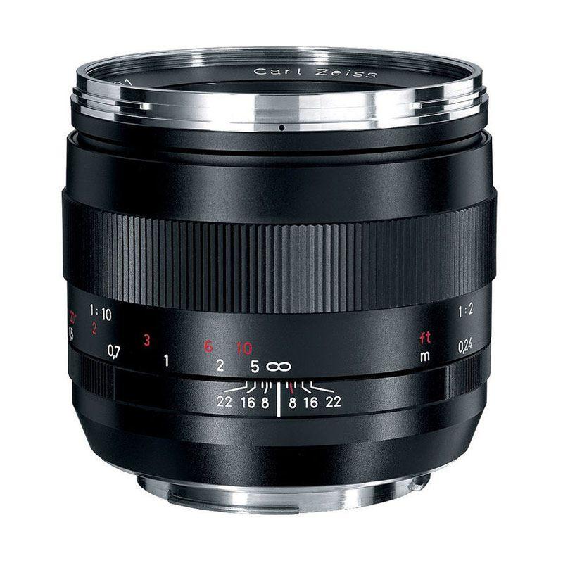 Carl Zeiss 50mm f/2.0 Makro-Planar T Camera Lense for Canon