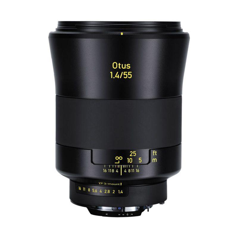Carl Zeiss 55mm f/1.4 Otus ZF Lensa Kamera For Nikon