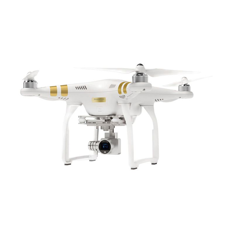 DJI Phantom 3 Professional Quadcopter with 4K Camera and 3-Axis Gimbal Drone Camera