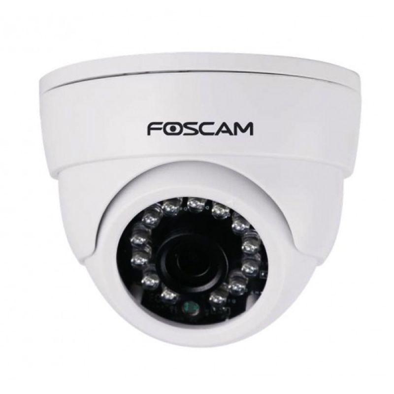 Foscam FI9851P Dome Indoor HD Plug N Kamera CCTV