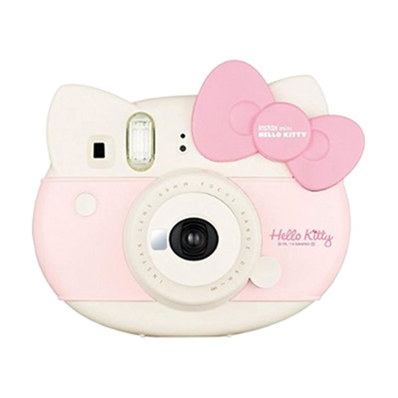 Fujifilm Instax Mini 8s Kitty Special Edition Kamera Pocket