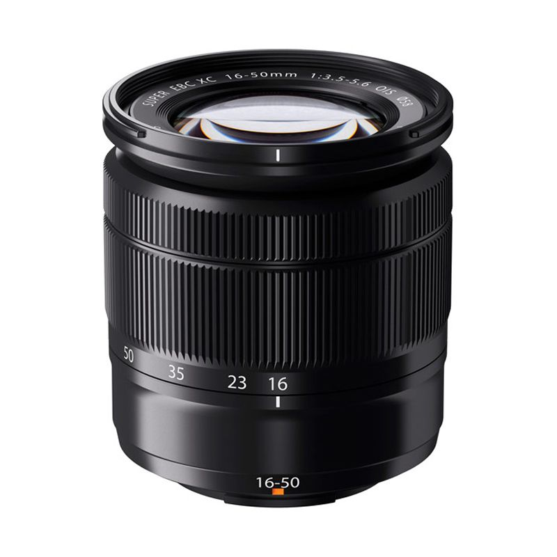Fujifilm XC 16-50mm F3.5-5.6 OIS Lensa Kamera