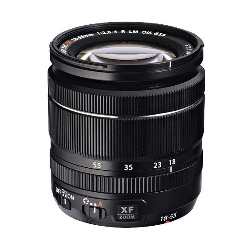 Fujifilm XF 18-55mm F/2.8-4 R LM OIS Lensa Kamera