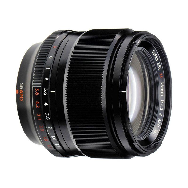 Fujifilm XF 56mm F1.2R APD Lensa Kamera
