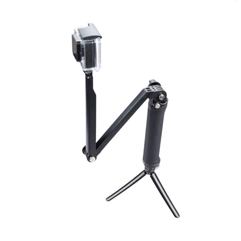 Hunter 3 Way Monopod for Action Camera [GoPro Hero/Hunter/Brica/Xiaomi]