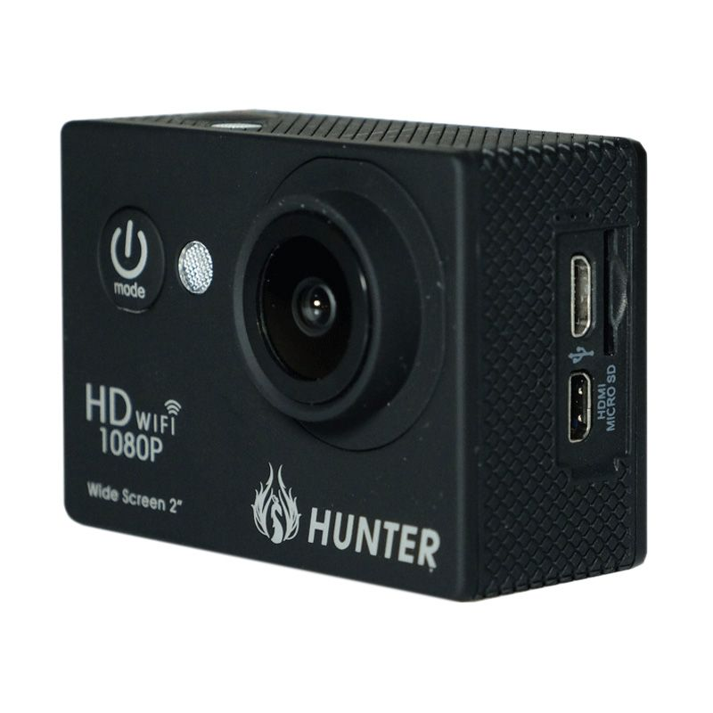 Hunter Extreme Black Action Camera