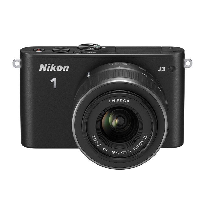 Nikon 1 J3 Kit 10-30mm Kamera Mirrorless