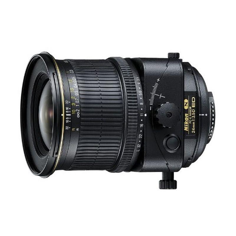 Nikon PC-E 24mm f/3.5D ED Lensa Kamera