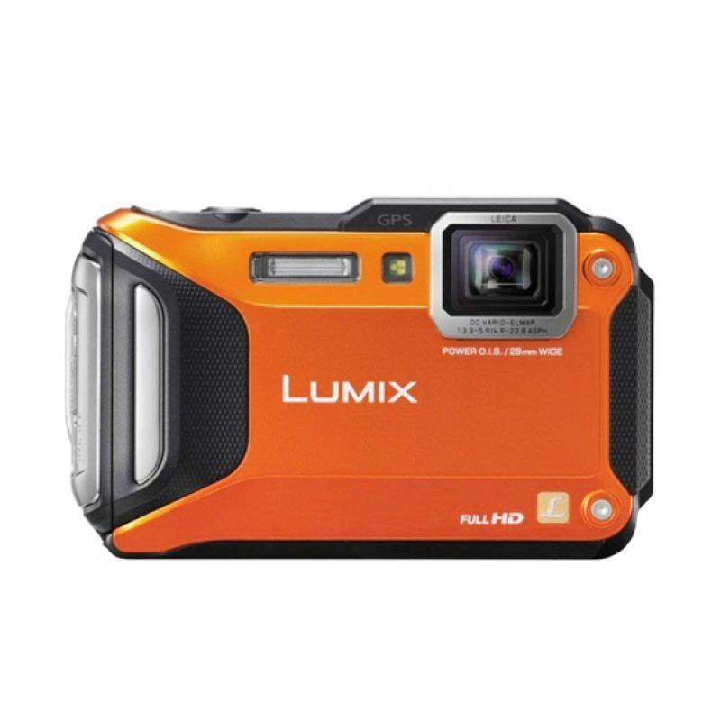 harga Panasonic Lumix DMC FT5 Kamera Pocket [Garansi Resmi] Blibli.com