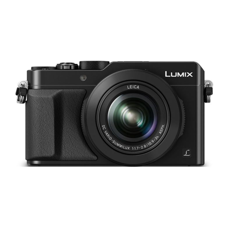 Panasonic Lumix DMC LX100 4K Black Kamera Pocket