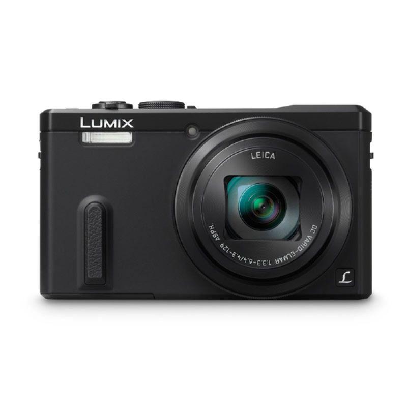 Panasonic Lumix DMC TZ60 Black Kamera Pocket