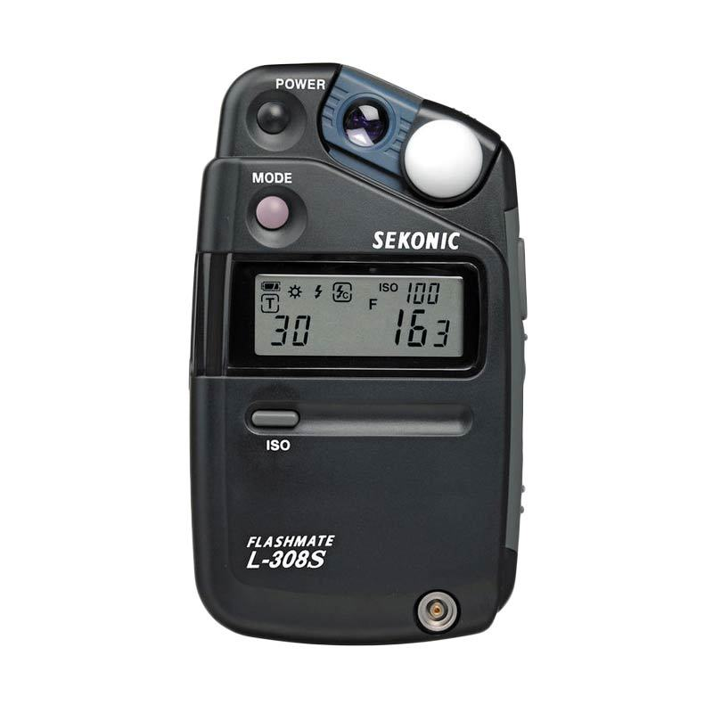 Sekonic Flashmate L 308S Light Meter