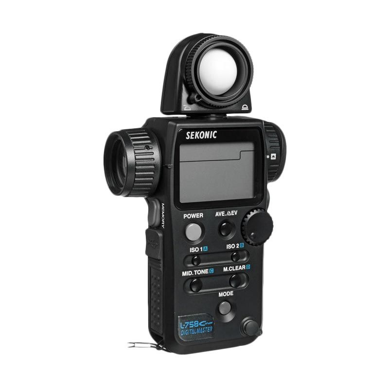 Sekonic L 758 Cine Light Meter [FCC & IC Ver]