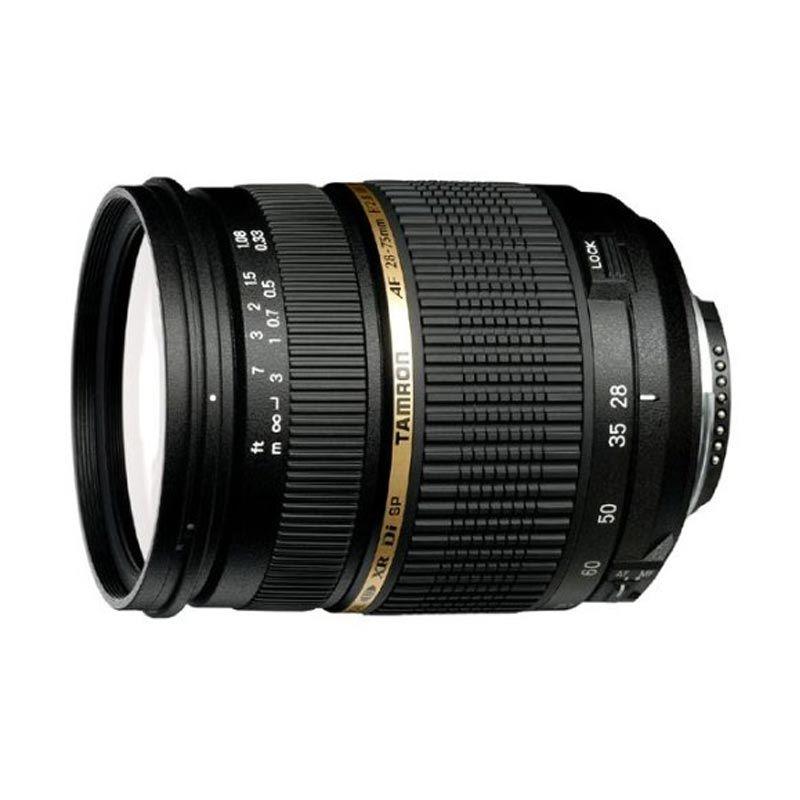 Tamron AF 28-75mm f/2.8 XR Di LD Lensa Kamera for Nikon