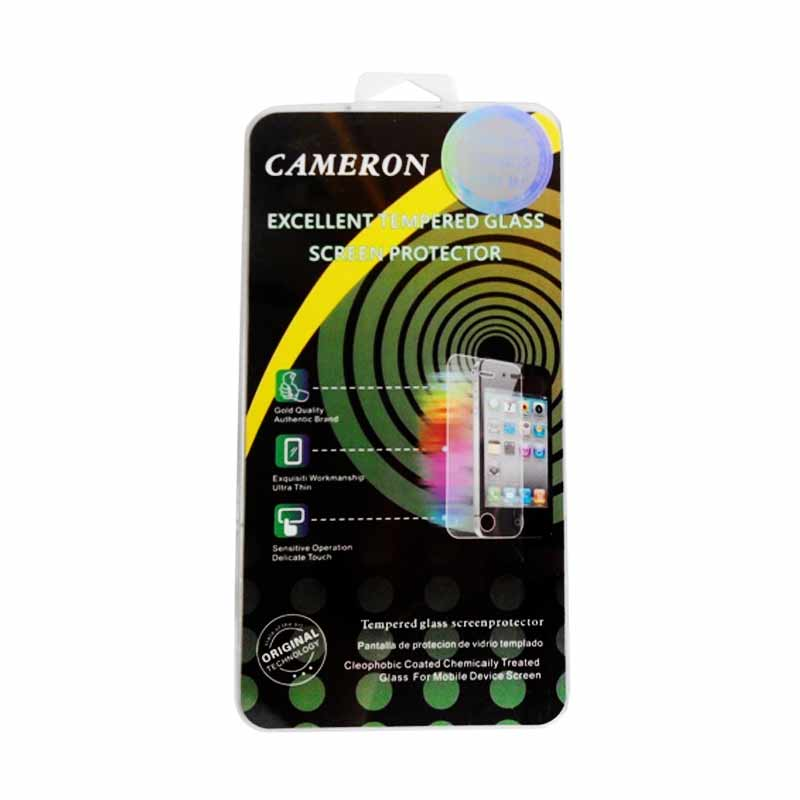 Jual Cameron Anti Gores Tempered Glass Screen Protector for Samsung Galaxy Note 3 Online - Harga