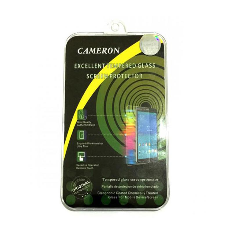 harga Cameron Tempered Glass Screen Protector for BlackBerry Z10 [Anti Gores] Blibli.com