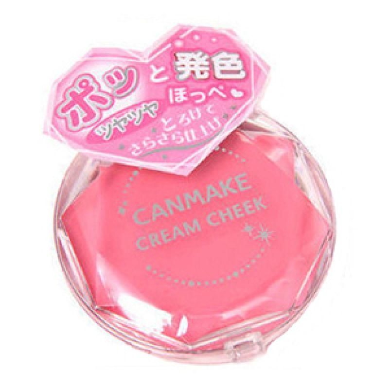 Canmake Cream Cheek no 1 - Peach Dream
