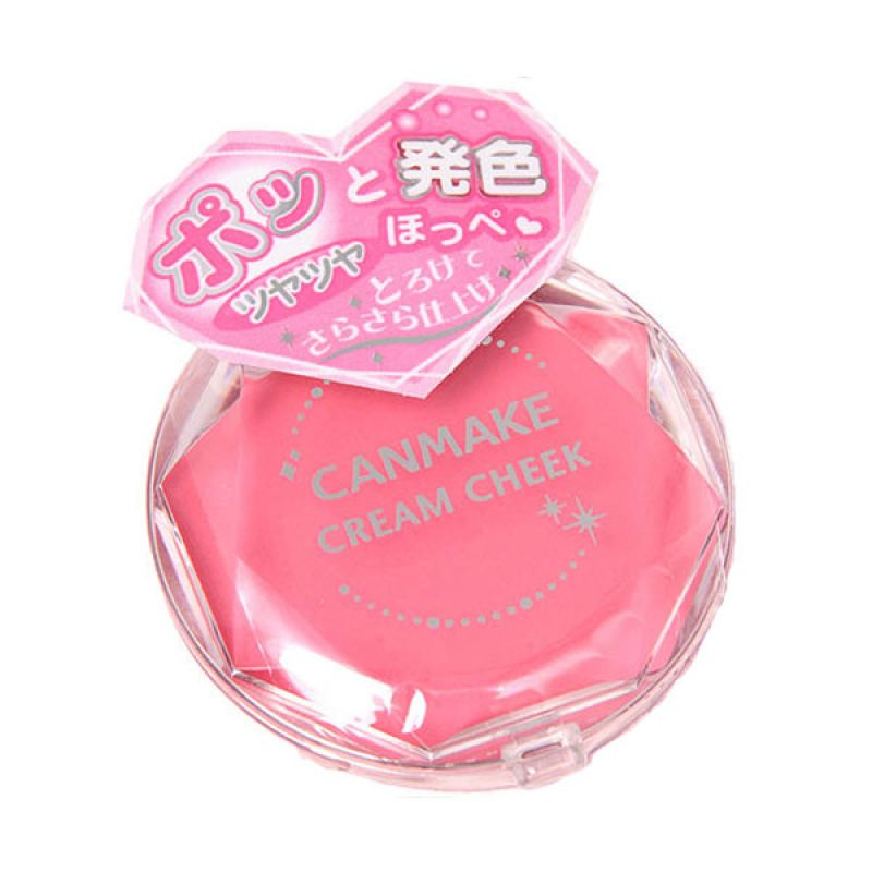 Canmake Cream Cheek no 3 - Strawberry Whip
