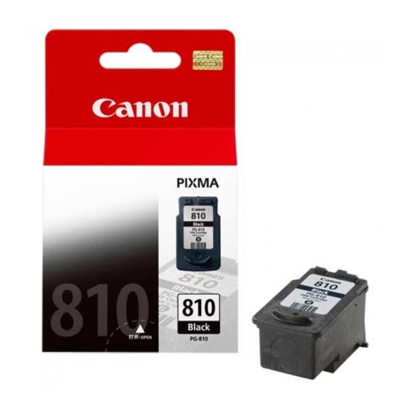 Canon 810 Black Ink Cartridge