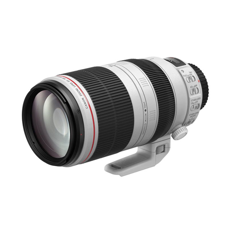 Canon Lensa EF 100-400mm f/4.5-5.6 L IS USM II