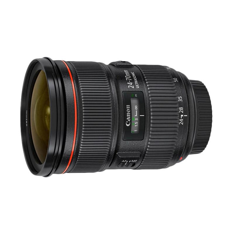 Canon EF 24 70mm f 2 8L II USM