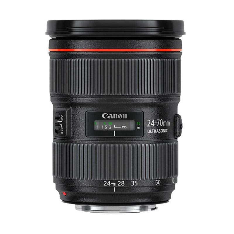Canon Lensa EF 24-70mm f/2.8 L II USM