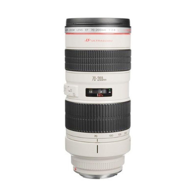 Canon EF 70-200mm f/2.8L IS II USM Lensa Kamera RESMI PT DATASCRIP
