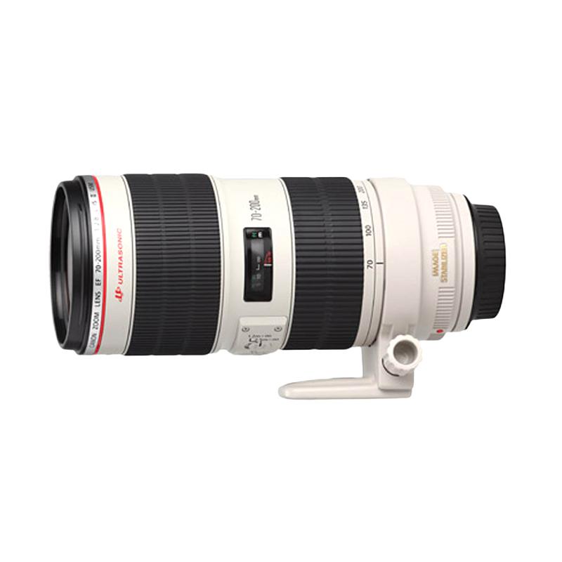 Canon Lensa EF 70-200mm f/2.8L IS USM II