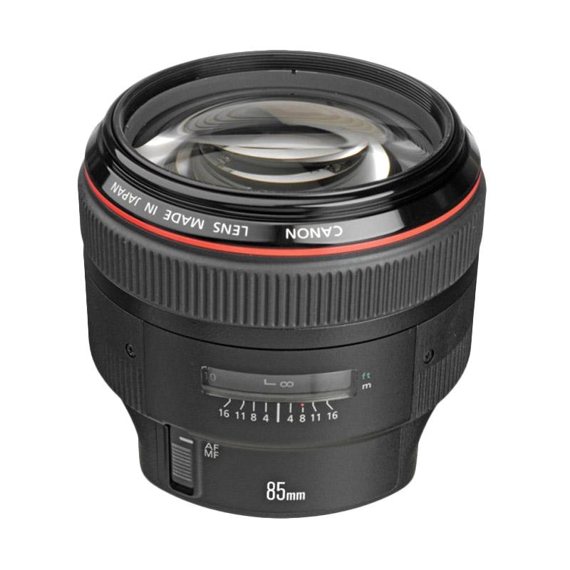Canon Lensa EF 85mm f/1.2 L USM II