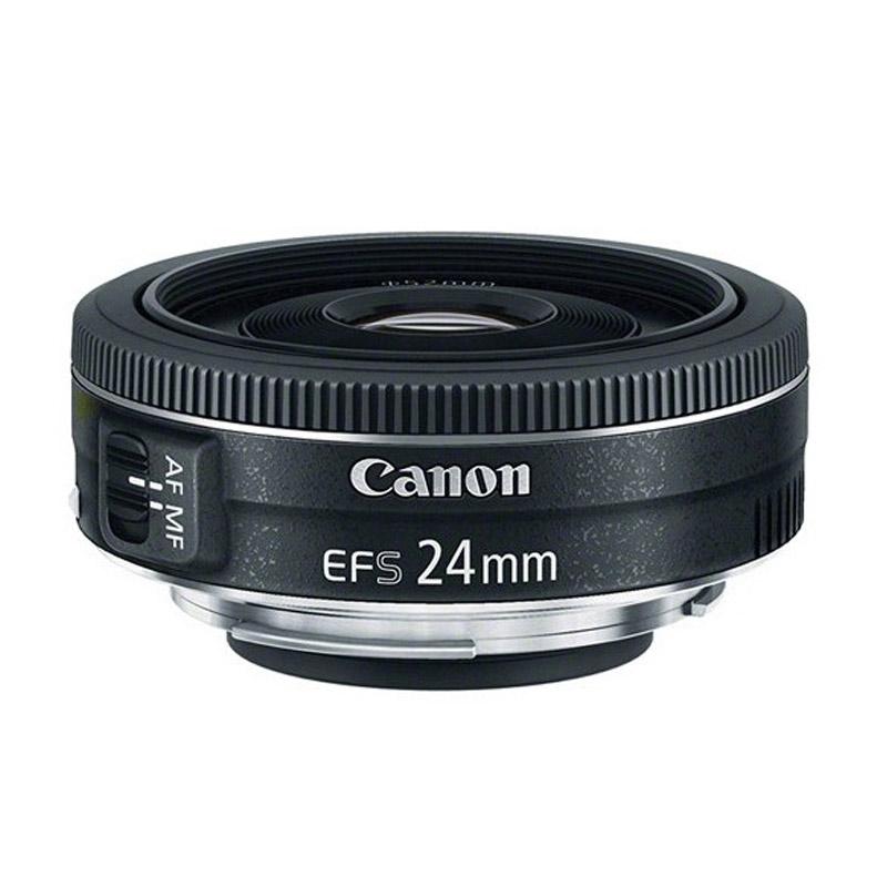 Canon Lensa EF S 24mm f/2.8 STM