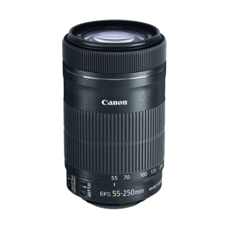 Canon Lensa EF S 55-250mm f/4-5.6 IS STM