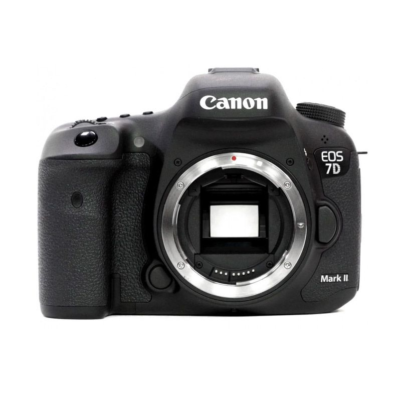 Canon EOS 7D Mark II Kamera DSLR [Body Only]
