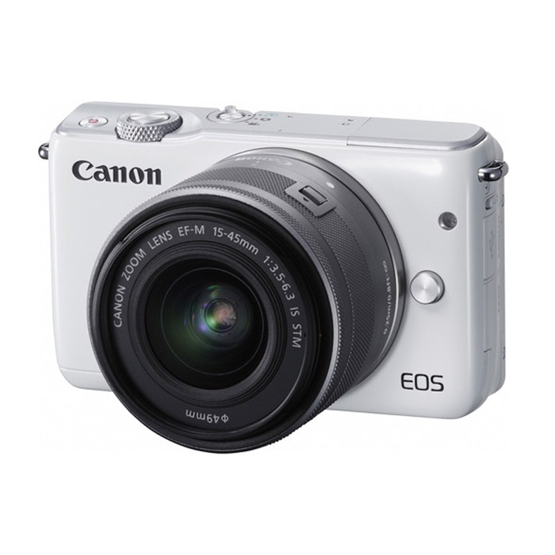 Canon EOS M 10 Kit 15-45 White