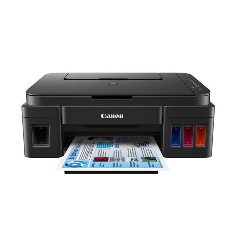 Canon Pixma G3000 Multifunction Inkjet Printer