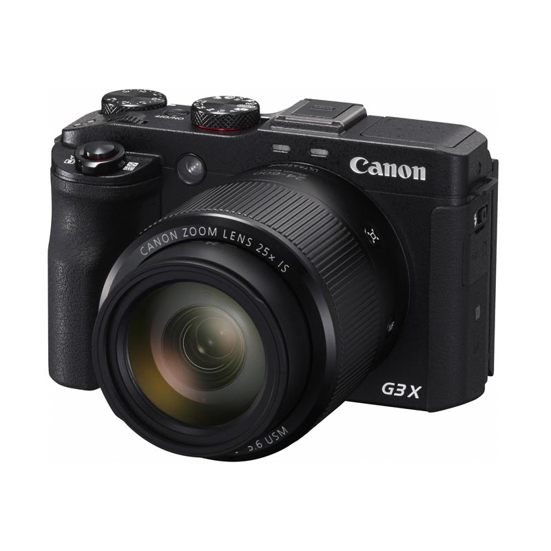 Canon Power Shot G 3 X Black