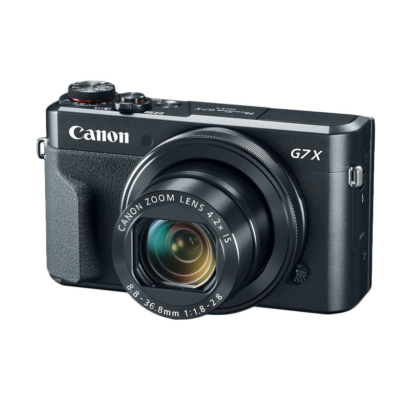 Canon PowerShot G7X Mark II Kamera Pocket RESMI PT DATASCRIP