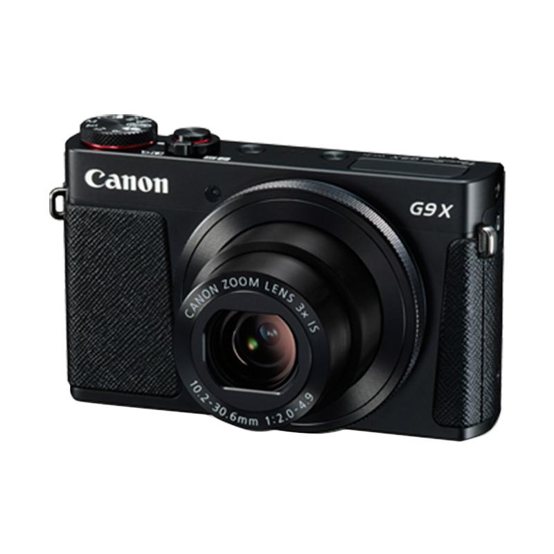 harga Canon PowerShot G9X Kamera Pocket - Black Blibli.com