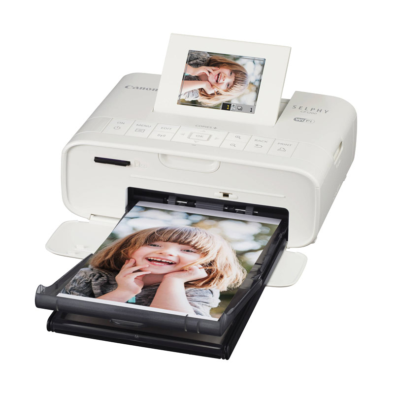Canon Printer CP 1200 White